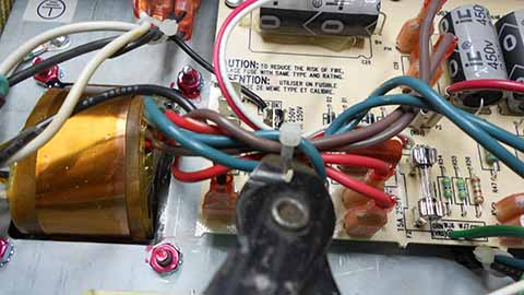 Blues Jr  -- Output Transformer -6