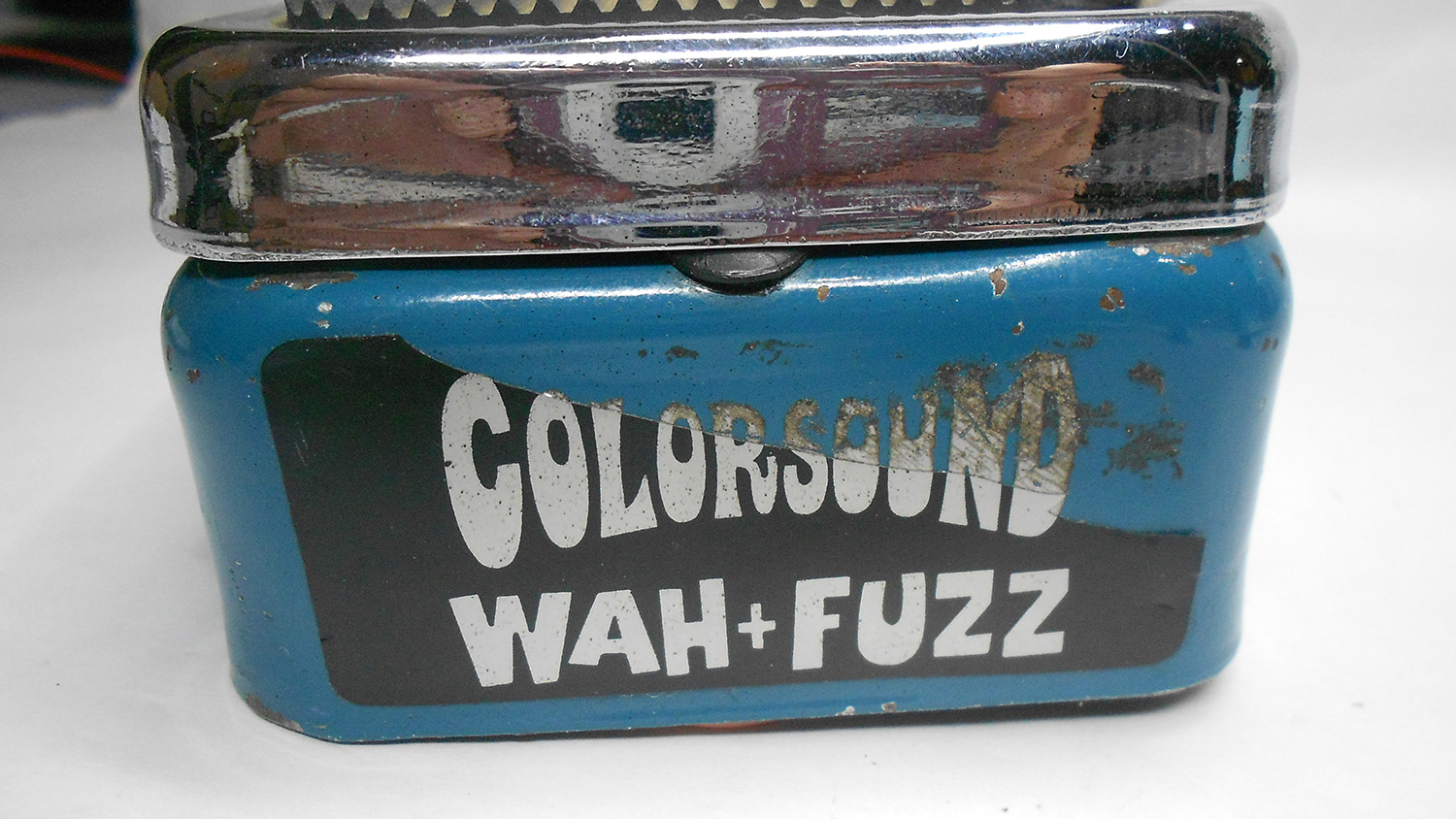Colorsound Fuzz+Wah Wire it up - 9
